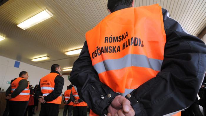 Rómski asistenti vo vlakoch