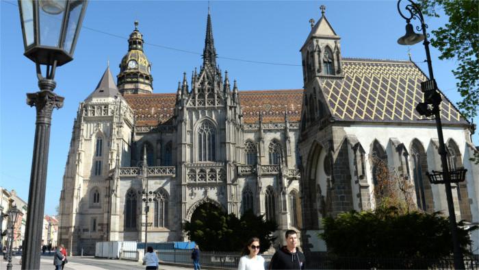 Kaschauer Dom öffnet sich auch den Sehbehinderten