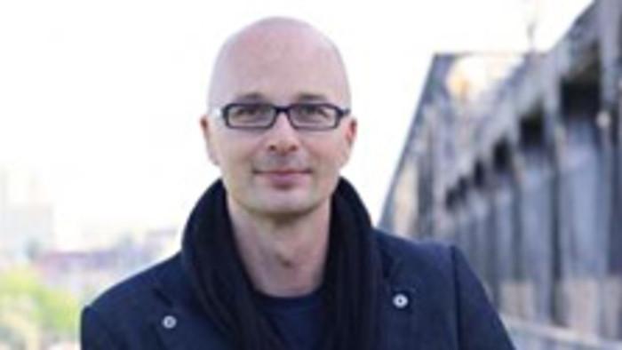 Producent a dramaturg Peter Graus v Scene_FM