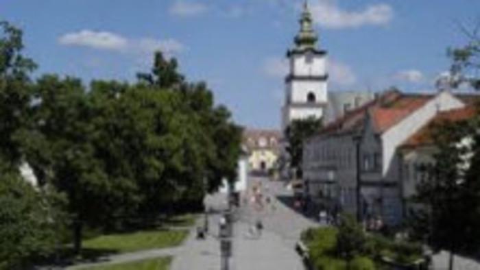 Hospodárenie mesta Prievidza