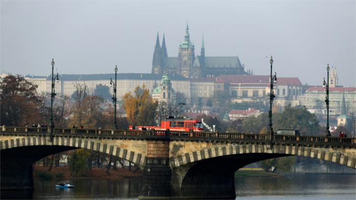 Вышел путеводитель «Прага словацкая»