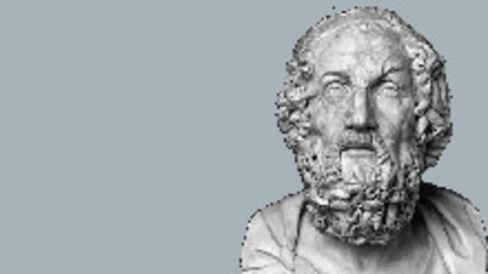 Homér (asi 9.-8. stor. pred Kr.)