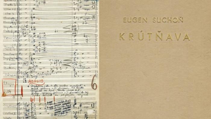 Operné Rádio Devín:  Eugen Suchoň - Krútňava