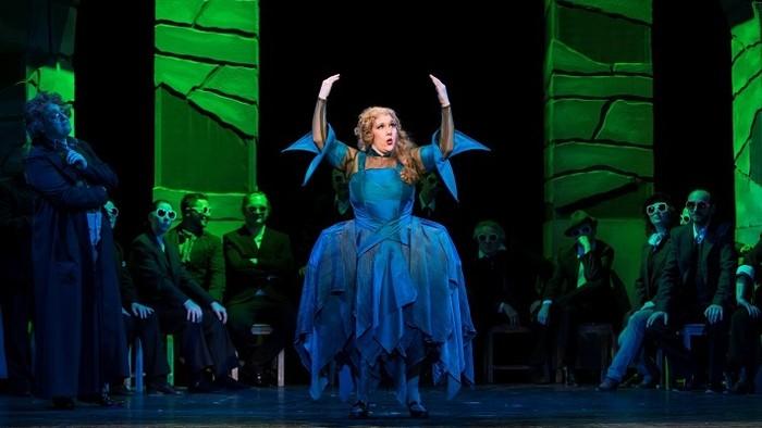 Operná recenzia: Hoffmanove poviedky v ŠDKE