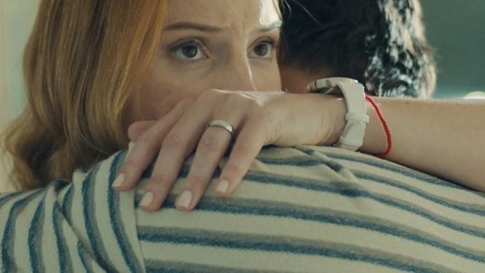 Hniezdo: Dojímavá rozlúčka Niny s malým Filipkom