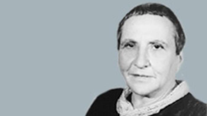 Gertrúda Steinová (1874-1946)