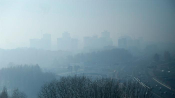 La pollution atmosphérique – où en est-on en Slovaquie ?