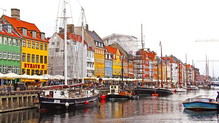 Kodaň má oči nevyspaté