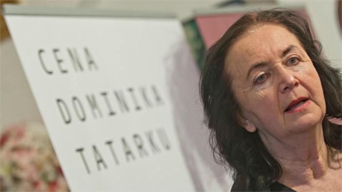 Former migrant Irena Brežná