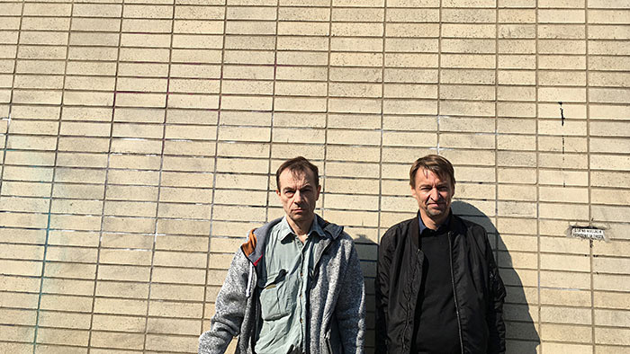Chrobák v hlave_FM: Boris Ondreička a Martin Burlas