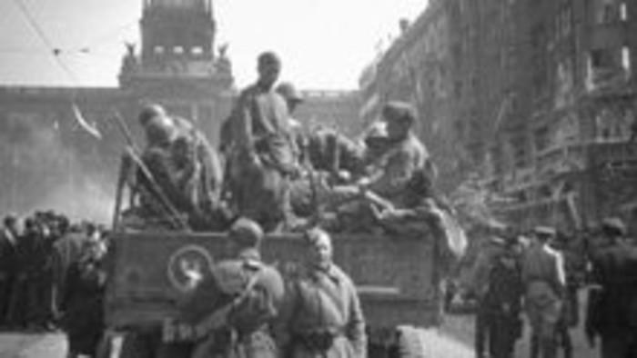 Koniec druhej svetovej vojny (jar 1945) I. časť