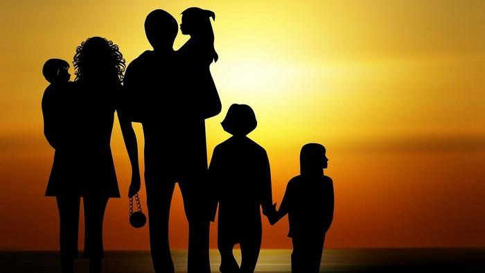 Egy bodrogközi nagy család