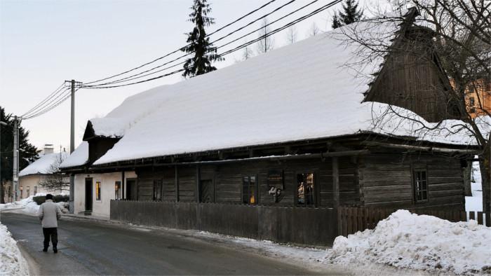 Zu Besuch im Geburtshaus von Jozef Gregor Tajovský