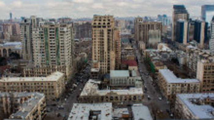 Metropoly sveta - Baku
