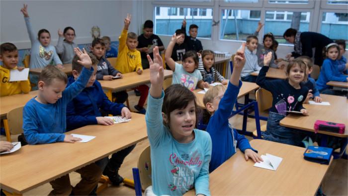 Защита прав детей в Словакии