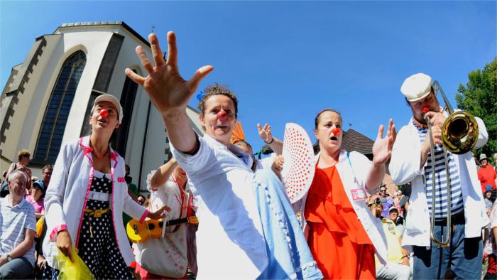 Festival of humour starts in Kremnica
