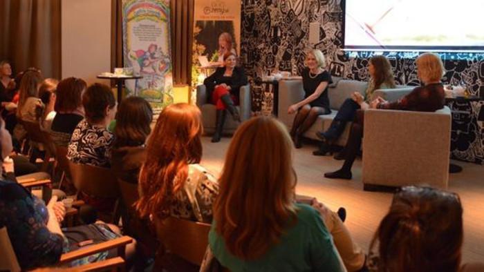 Proyecto basado en el compartir y apoyar a las mujeres emprendedoras
