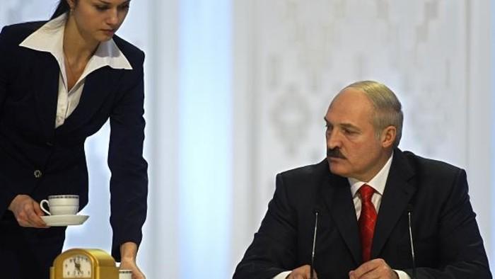 A fehéroroszországi elnökválasztásról