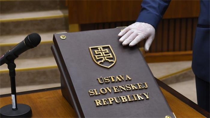 Keď sa písala ústava