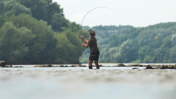 Rückgang an Fischen in den slowakischen Flüssen