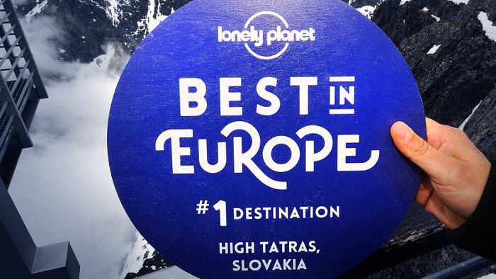 Altos Tatras - el destino de verano más importante de Europa