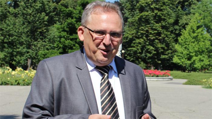 Slovenský hovorca v maďarskom parlamente