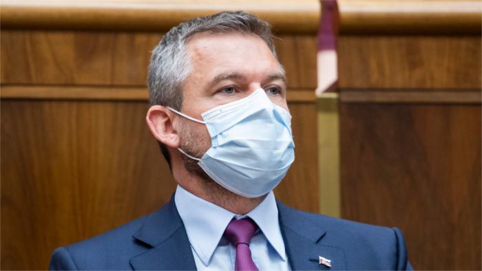 Пеллегрини: Правительство должно уйти в отставку