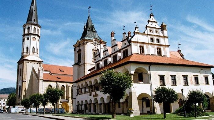 Kronika mesta Levoče