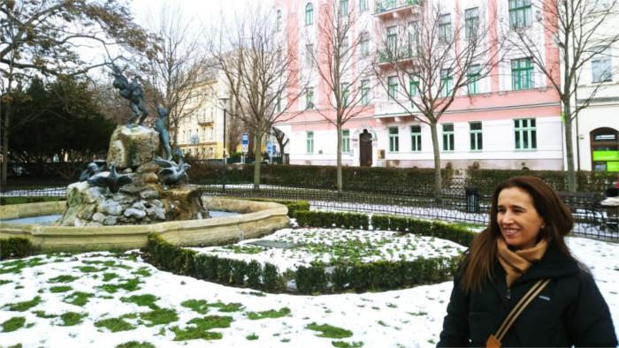 Paula Sokol – descendiente de eslovacos emigrados a Argentina