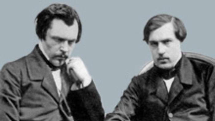 Edmond a Jules Goncourtovci (1822-1896 a 1830-1870)