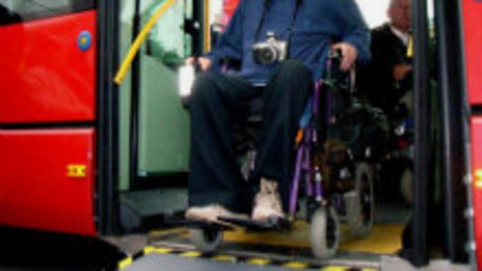 Asistenčná služba pre hendikepovaných cestujúcich