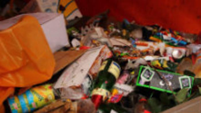 Potraviny zbytočne končia v odpade
