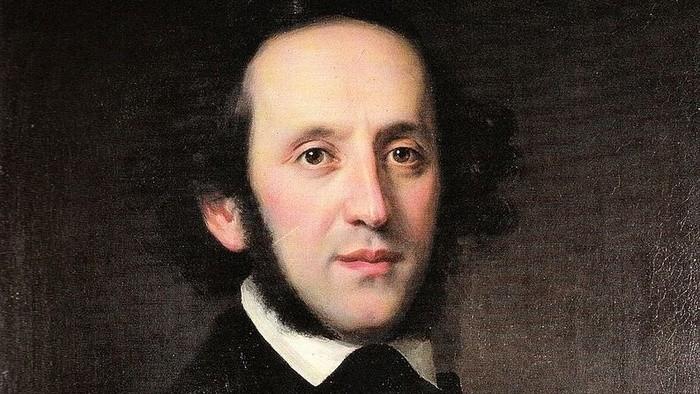 4.november 1847 - † Felix Mendelssohn-Bartholdy