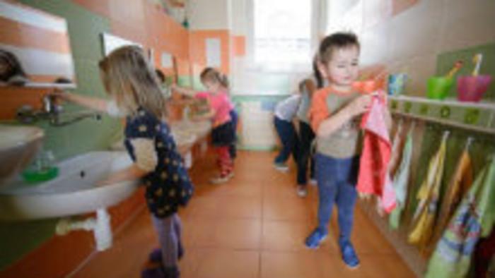 K veci: Nedostatočná kapacita v materských školách