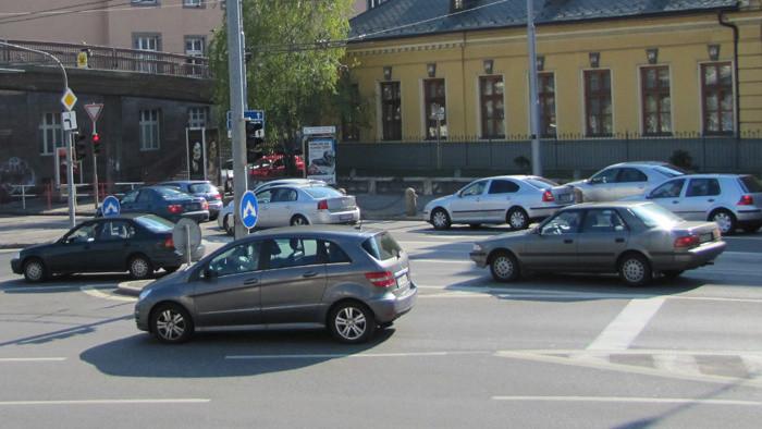Nezabudni na mňa v aute – kampaň polície v Košiciach
