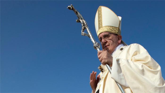 Как в Словакии воприняли известие о визите Папы римского