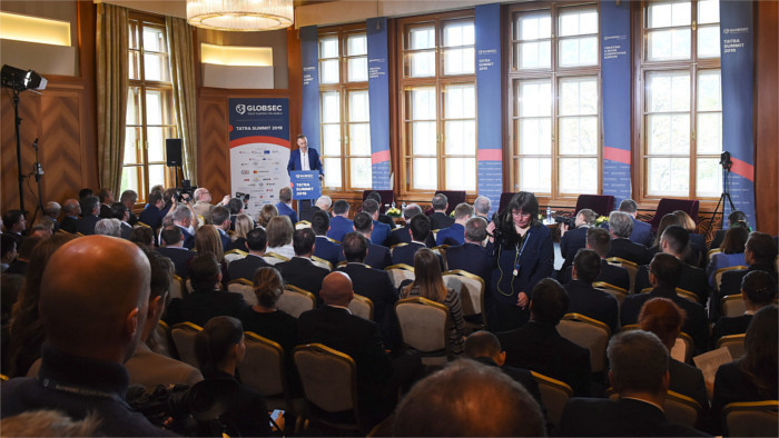 En los Altos Tatras se debate sobre el futuro de Europa