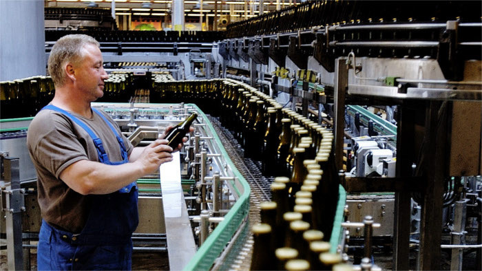 Corona-Lockdown: Bierbrauerei-Branche stark betroffen