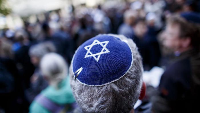 Erősödő antiszemitizmus Németországban