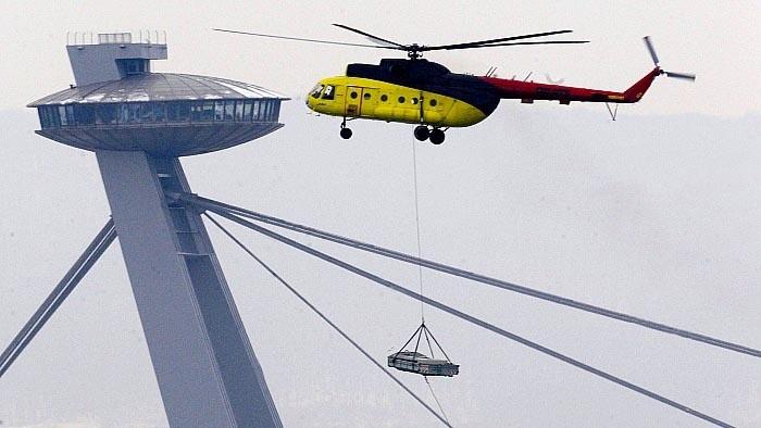 Ожидается острый дефицит профессиональных пилотов - вертолетчиков
