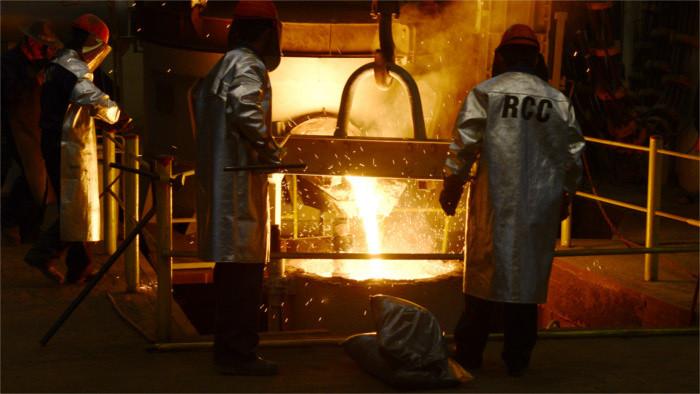 В СР наблюдается рост промышленности на 13,7%