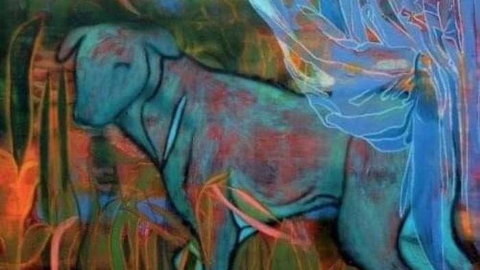 Kristína Bukovčáková opäť vystavuje v DOT. gallery