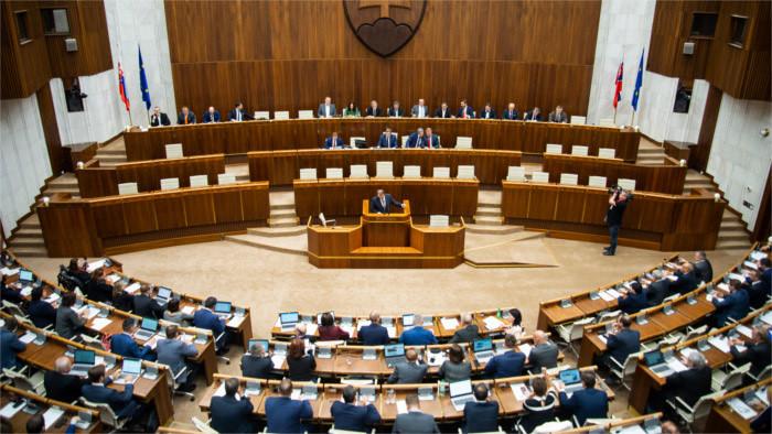 В этом году депутаты приняли 84 закона