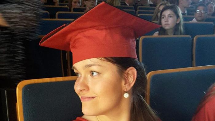 Danka Šalapková – vysokoškoláčka na vozíčku