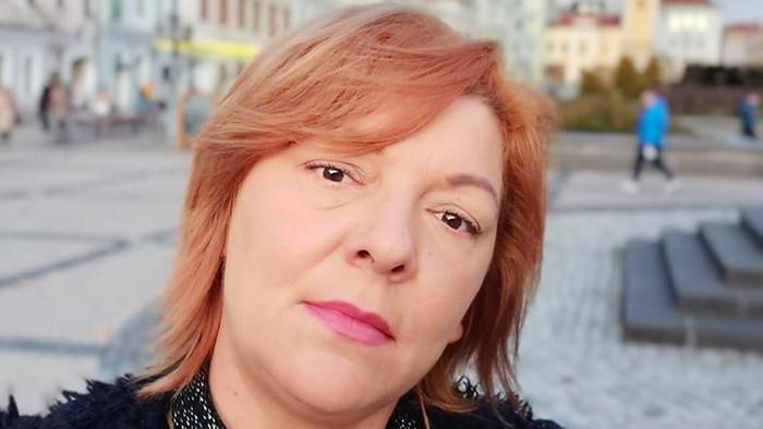 Poetka Janka Kuricová z Detvy