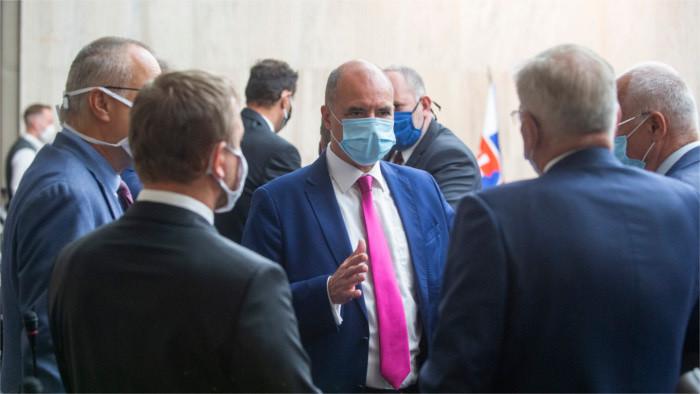 La Slovaquie se prépare à sa plus grande crise économique