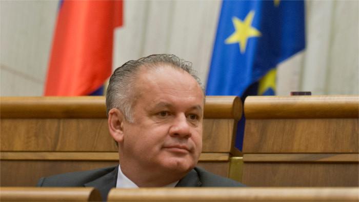 Andrej Kiska je už rok prezidentom