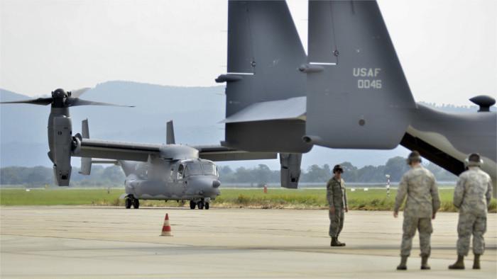 Someten a debate interministerial la presencia de militares estadounidenses en Eslovaquia