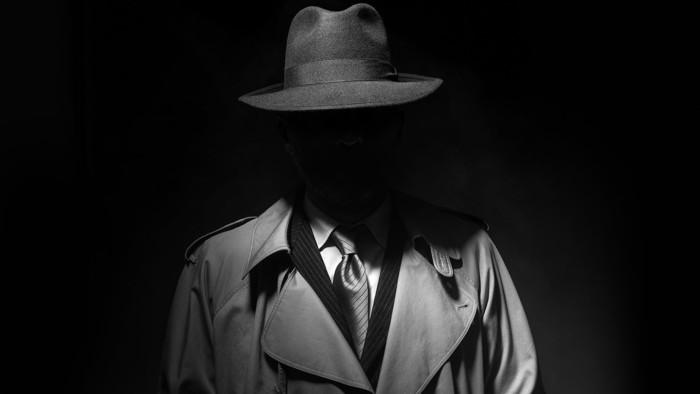 A kémek köztünk járnak