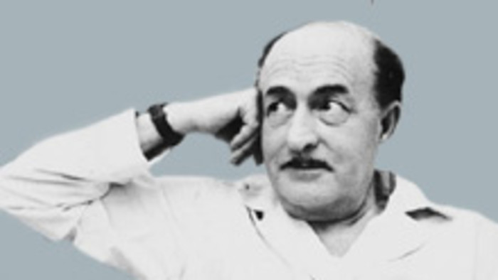 Salvatore Quasimodo (1901 - 1968)
